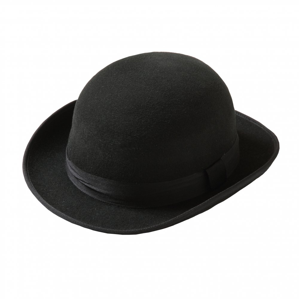 【SALE 30%OFF】Bowler Hat black img