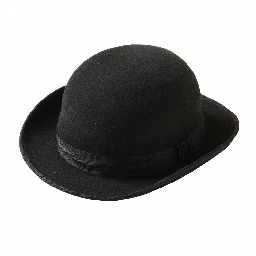 【WINTER SALE 50%OFF】Bowler Hat black img