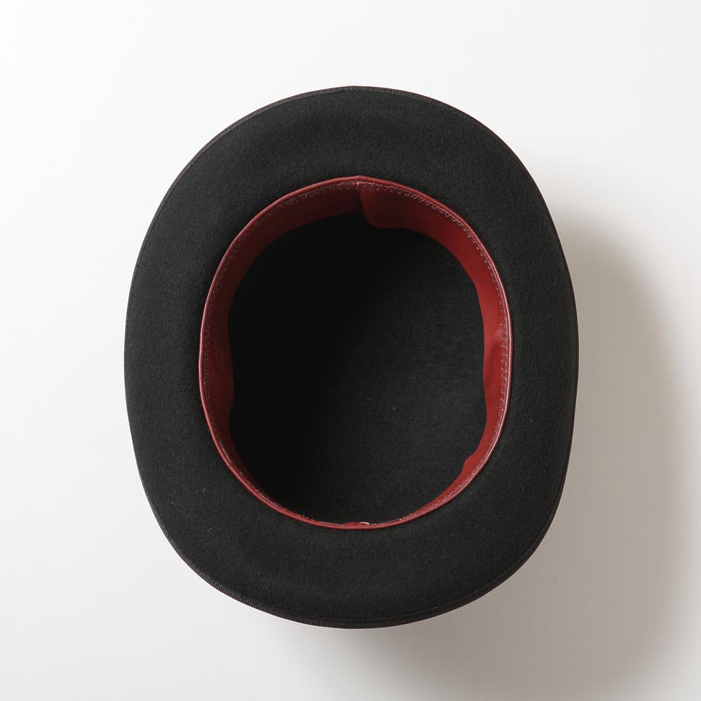 【SALE 30%OFF】Bowler Hat black img1