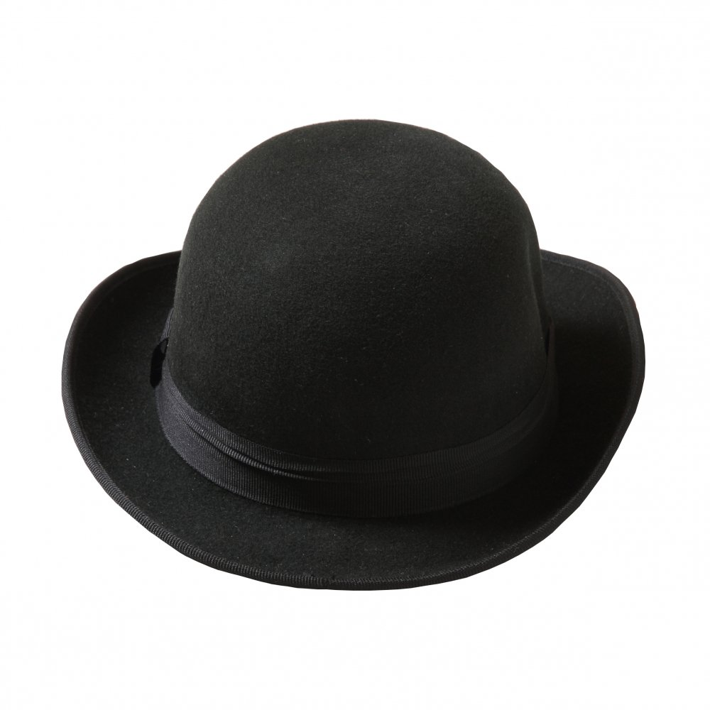 【SALE 30%OFF】Bowler Hat black img2