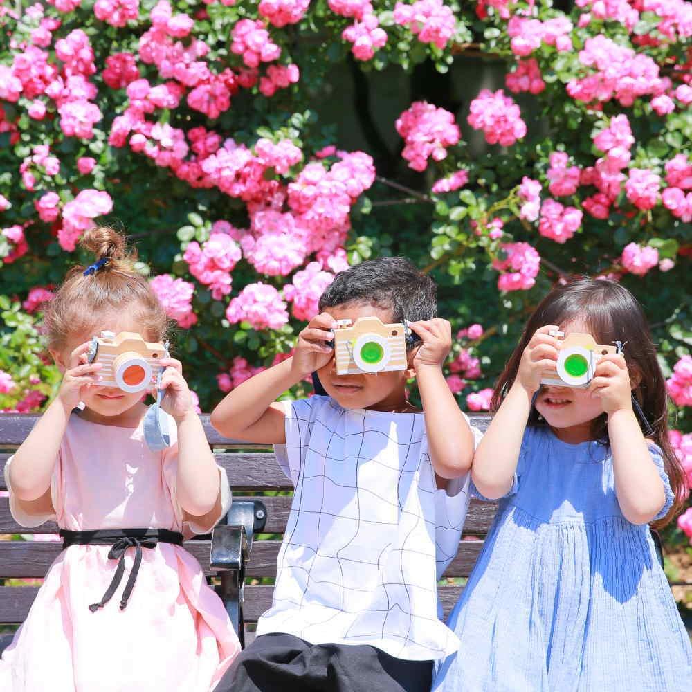 camera おもちゃのカメラ img6
