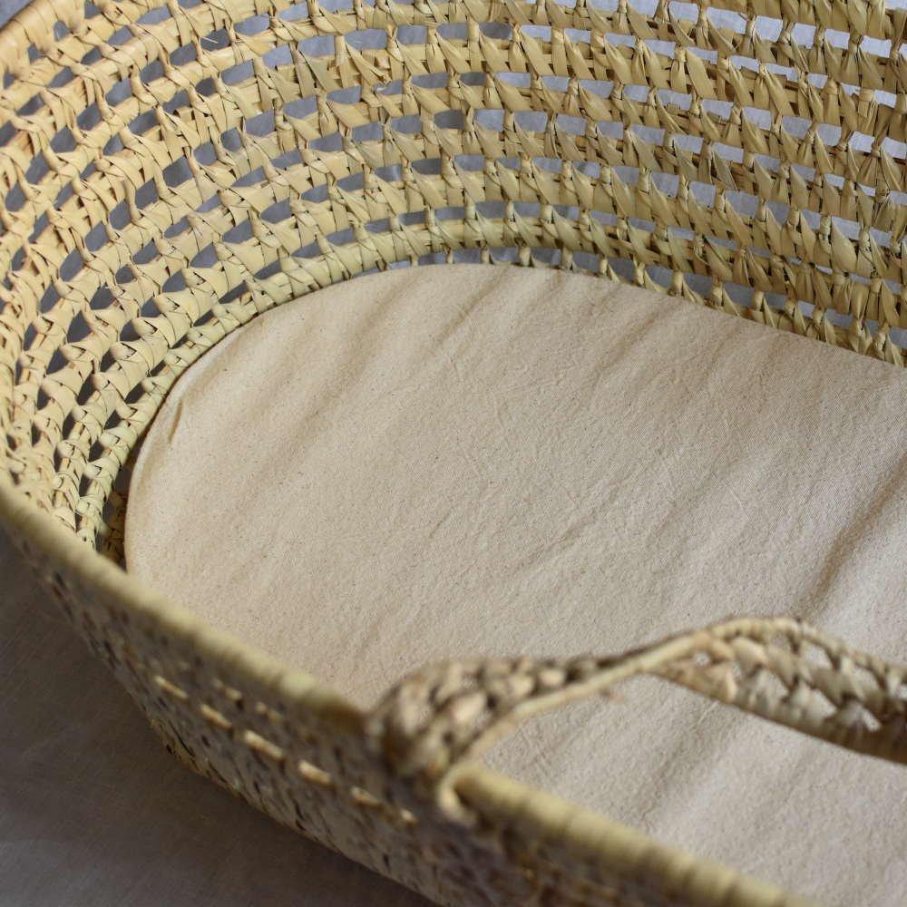 【追加販売】moses basket + mattress img3