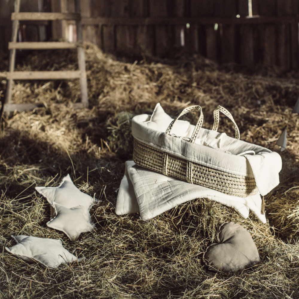 【10月入荷予定・ご予約受付中】moses basket + mattress img7