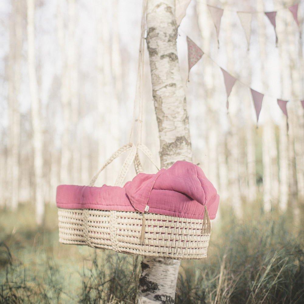 【追加販売】moses basket + mattress img9