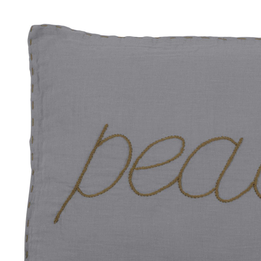 Cushion Cover Message