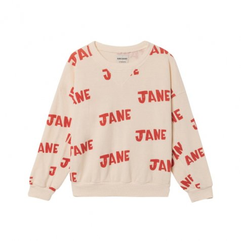 2018SS No.118276 Jane loose sweatshirt