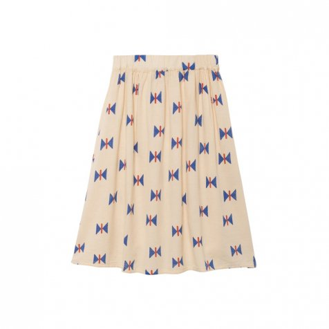 2018SS No.118093 Butterfly midi skirt