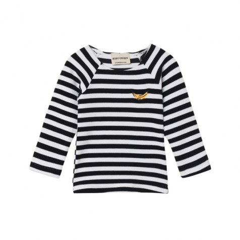 2018SS No.118215 Breton stripes swim top