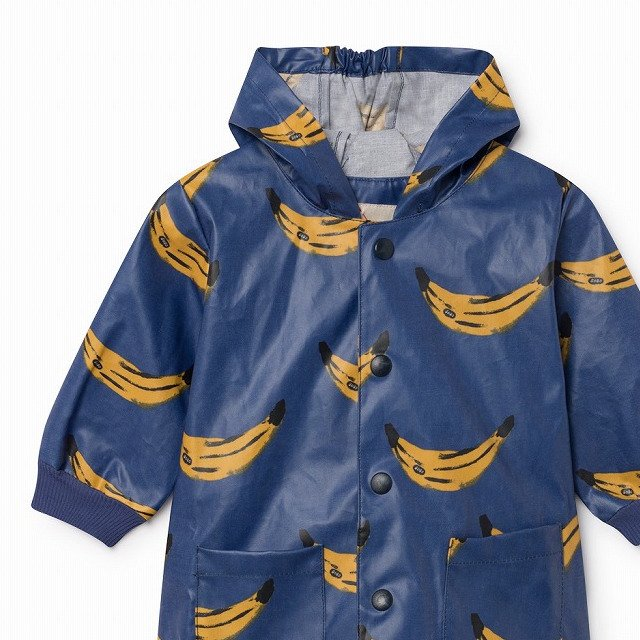 【SALE 30%OFF】2018SS No.118201 Banana Raincoat img1