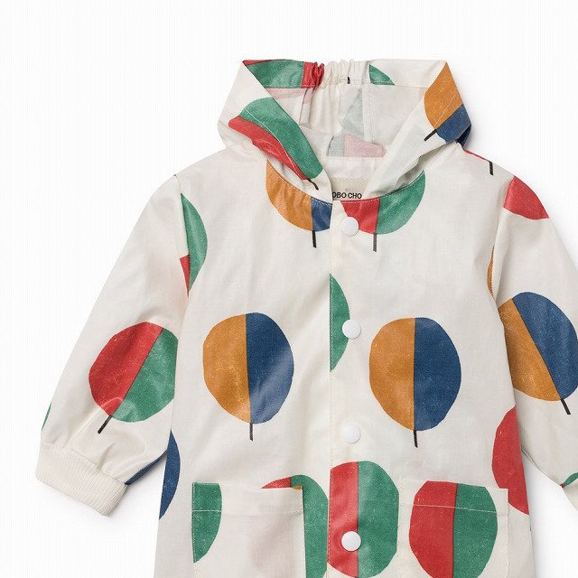 【SALE 30%OFF】2018SS No.118203 Forest Raincoat img1