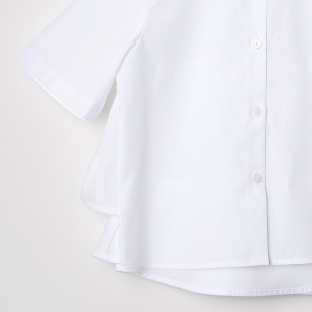 DINA Blouse WHITE img1