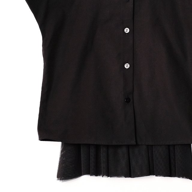 【SALE 30%OFF】CANDIDA Blouse BLACK img1