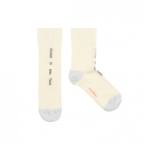 【SALE 30%OFF】No.335 appel pour le service socks