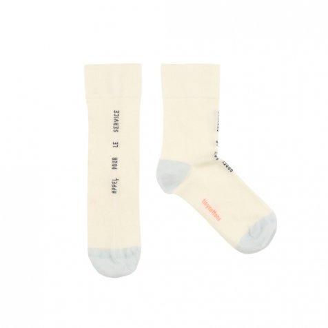 【SALE 30%OFF】No.335 appel pour le service socks