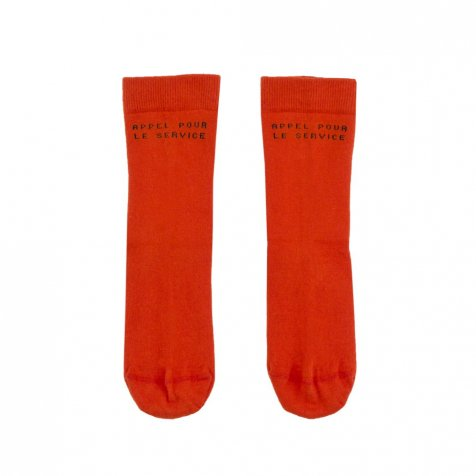 【SALE 30%OFF】No.336 appel pour le service socks