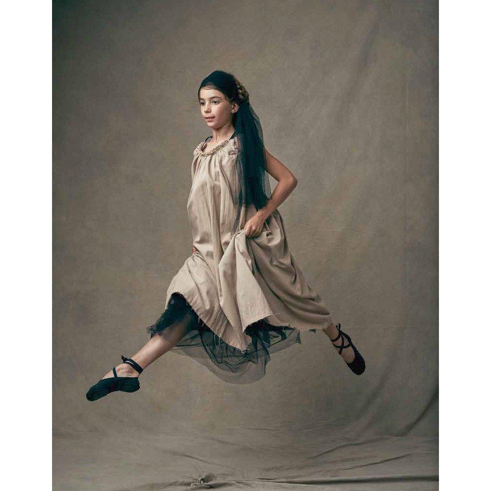 【SALE 30%OFF】Ballet Sun Dress MAUVE img6