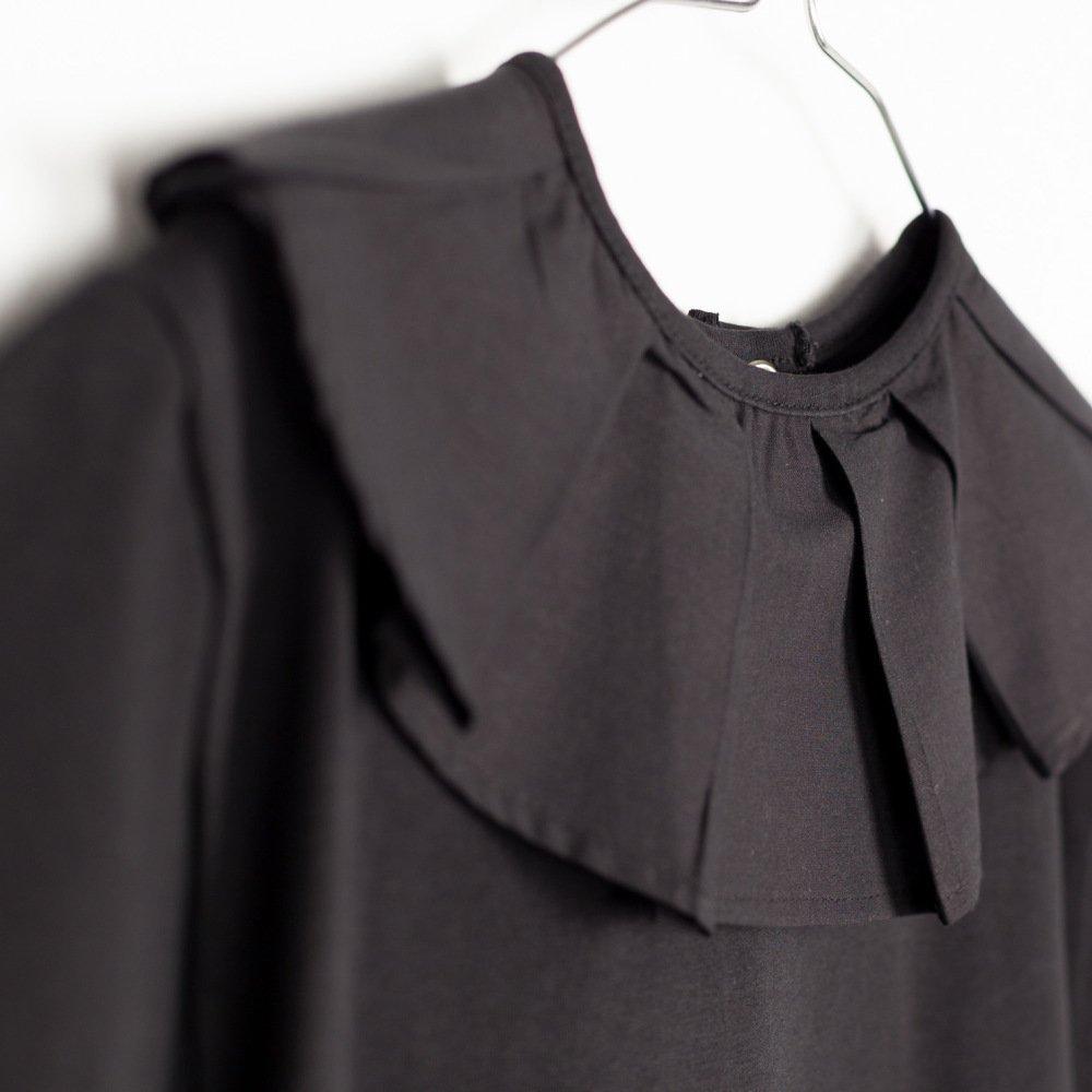 【SALE 30%OFF】LOTO T-SHIRT Black img1