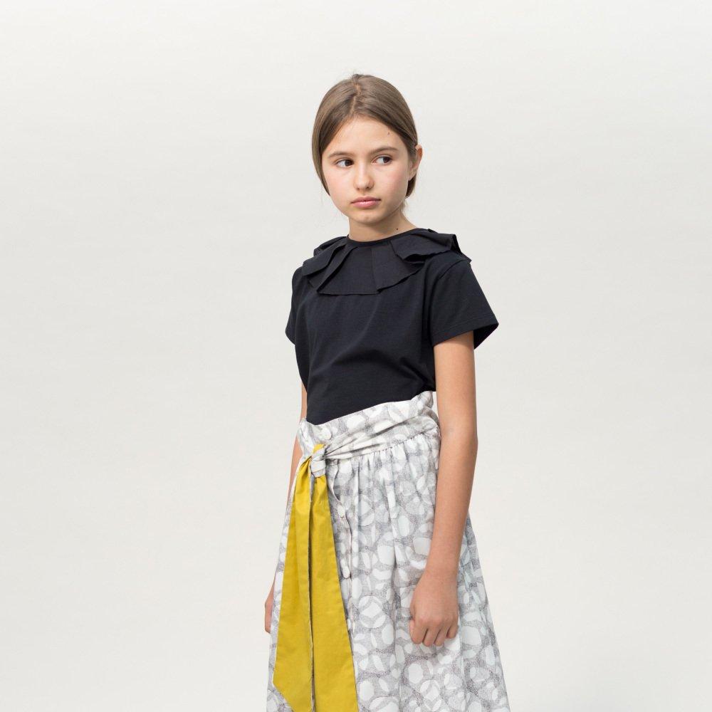【SALE 30%OFF】LOTO T-SHIRT Black img6