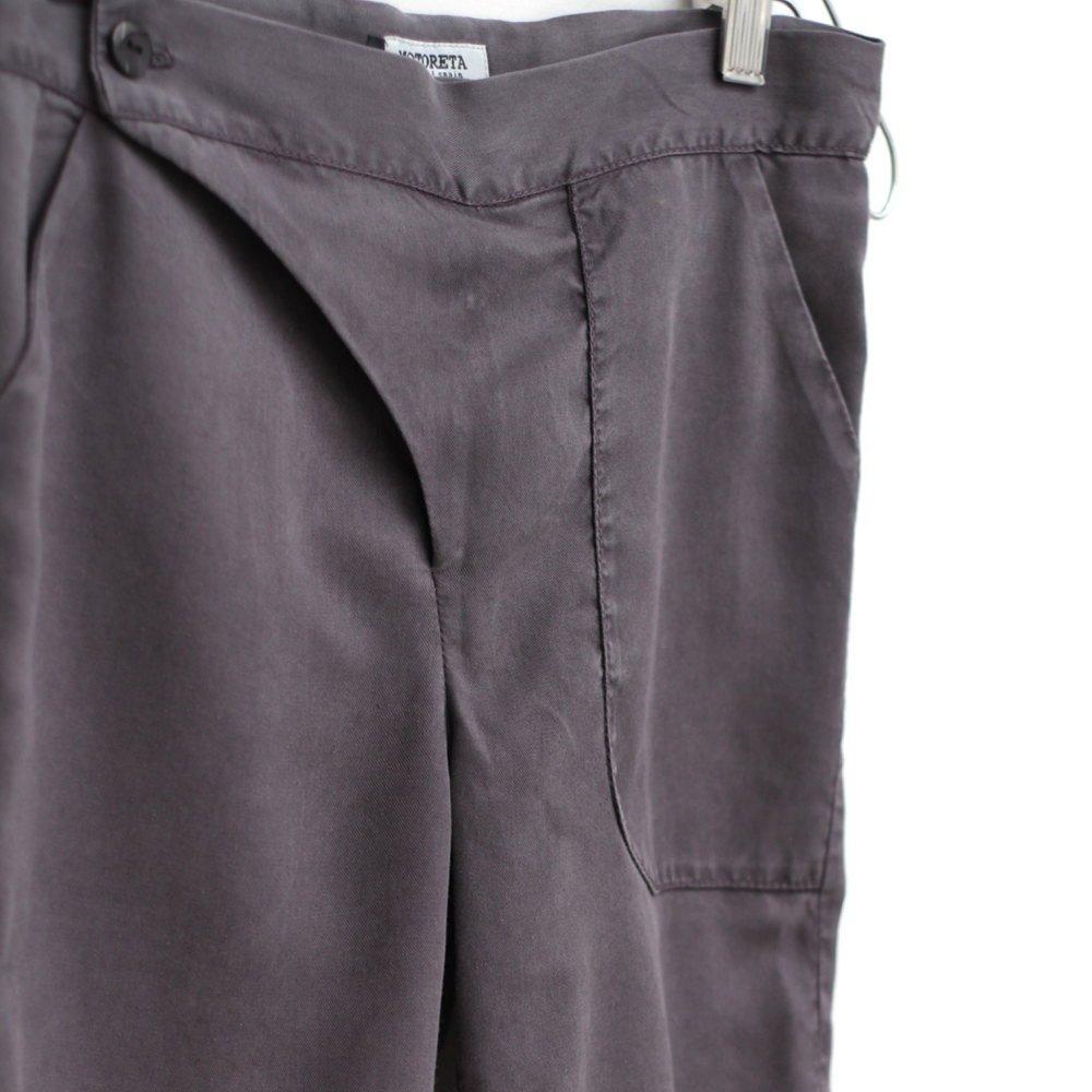 【SALE 30%OFF】POCKET PANTS Dark Grey img1