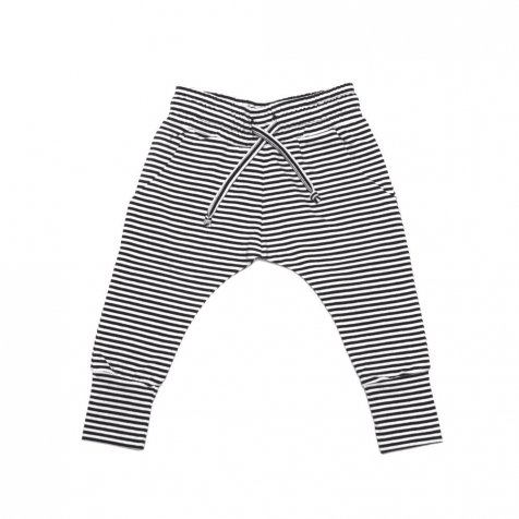 Slim fit jogger stripes