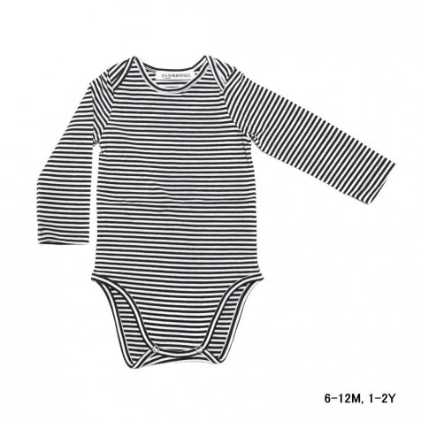 【SALE 30%OFF】Bodysuit stripe
