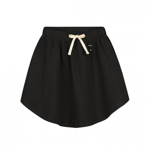 【SALE 30%OFF】3/4 Skirt Nearly Black