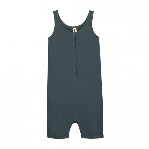 【SALE 30%OFF】Tank Suit Blue Grey