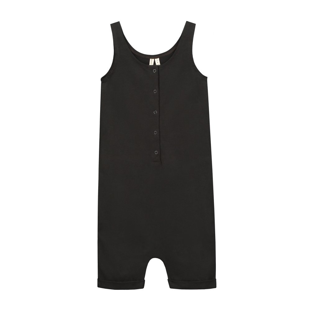 【SALE 30%OFF】Tank Suit Nearly Black img