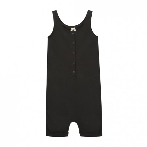Tank Suit Nearly Black