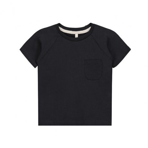 Classic Crewneck Tee Nearly Black