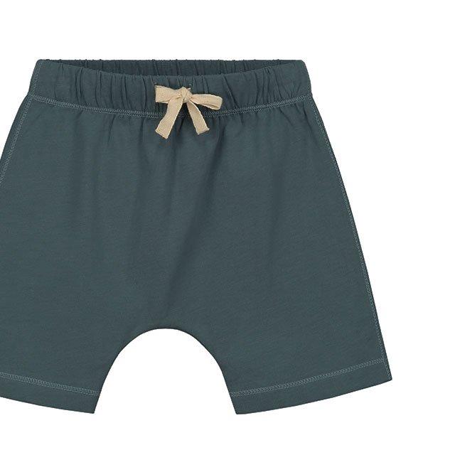 Shorts Blue Grey img1