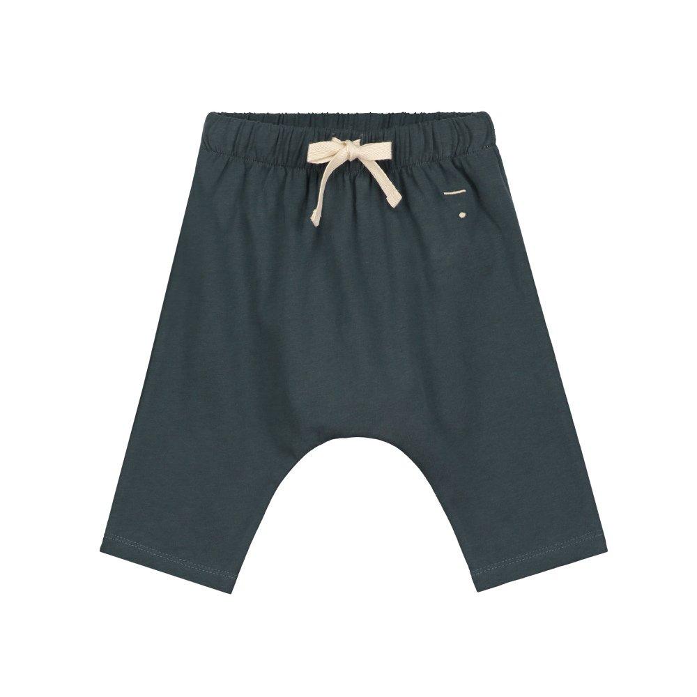 【SALE 30%OFF】Baby Harem Pants Blue Grey img