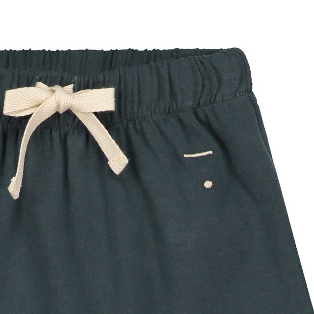 【SALE 30%OFF】Baby Harem Pants Blue Grey img1