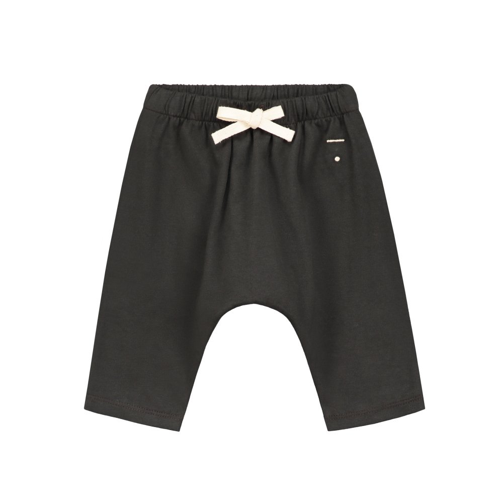 【SALE 30%OFF】Baby Harem Pants Nearly Black img