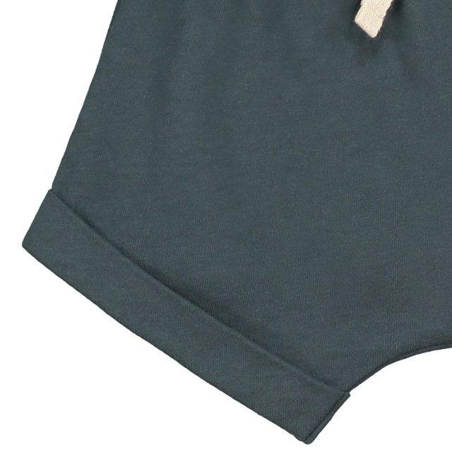 【SALE 30%OFF】Baby Shorts Blue Grey img2