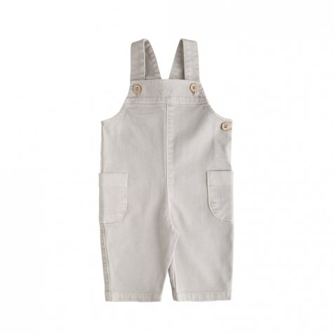 S4818. BIB OVERALLS LIGHT TANNED