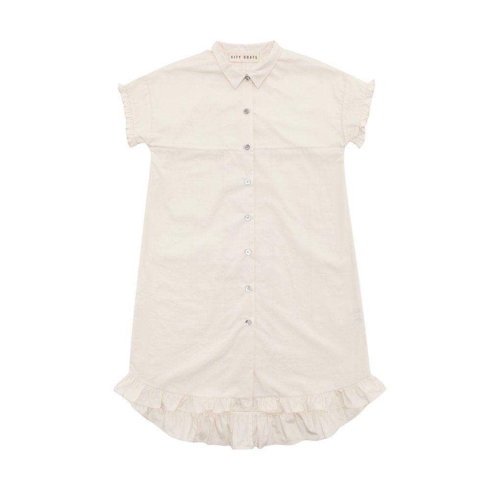 【SALE 30%OFF】Star Magnolia Dress Muted White  img1