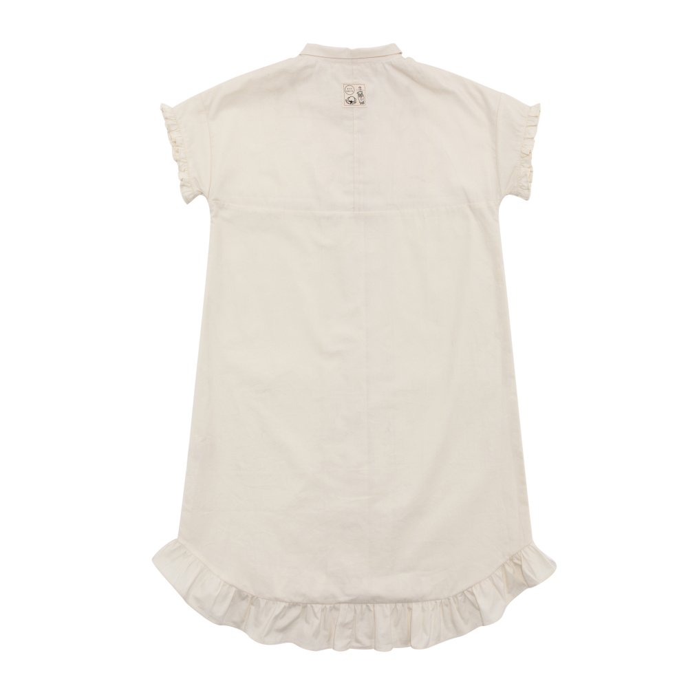 【SALE 30%OFF】Star Magnolia Dress Muted White  img7