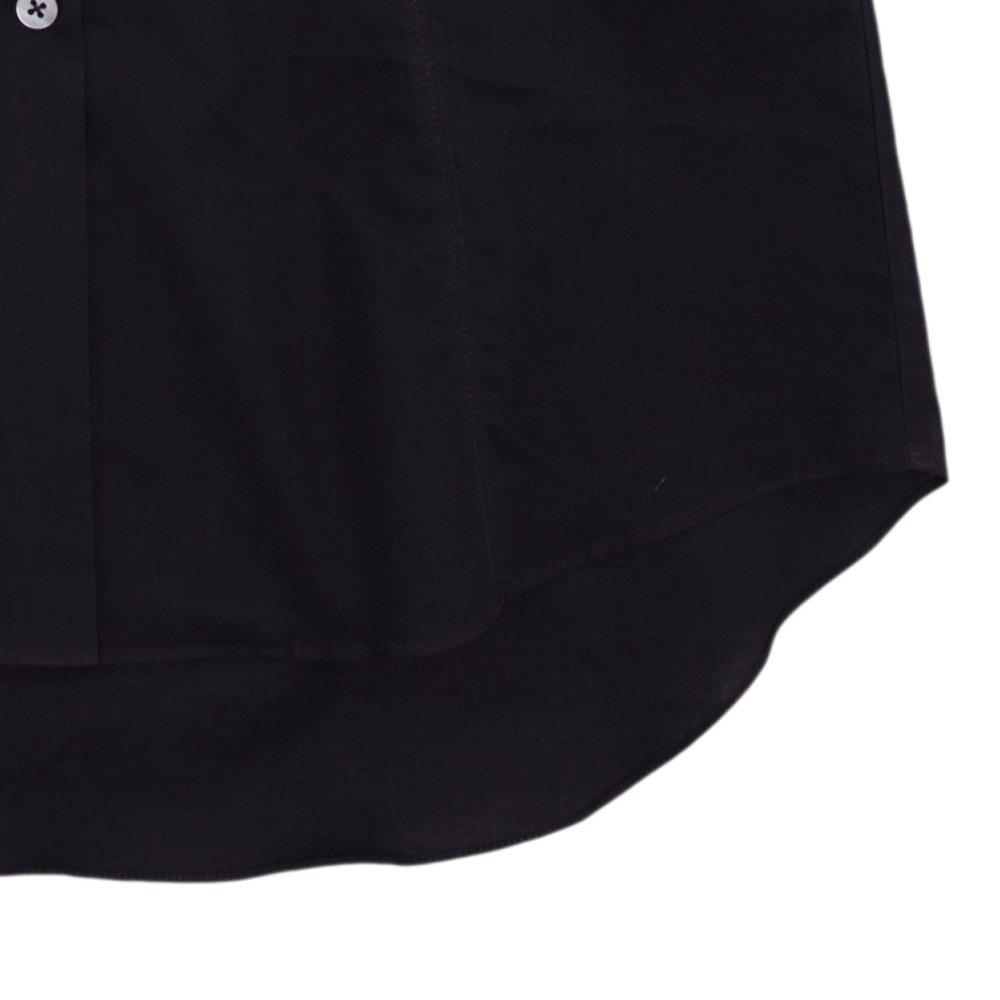 【SALE 30%OFF】Fig Leaf Long Shirt Charcoal img2