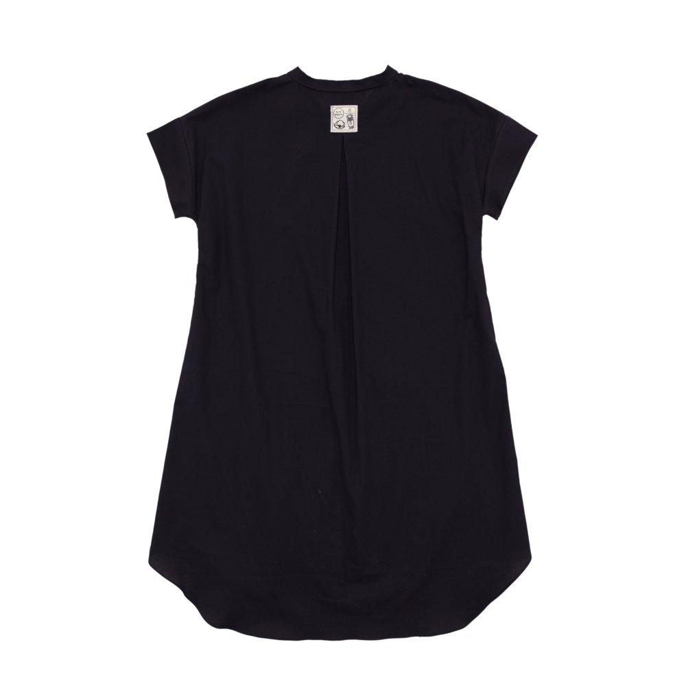 【SALE 30%OFF】Fig Leaf Long Shirt Charcoal img5