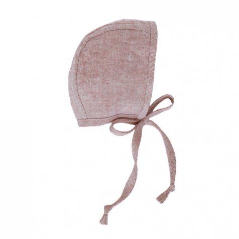 basics bonnet Blush