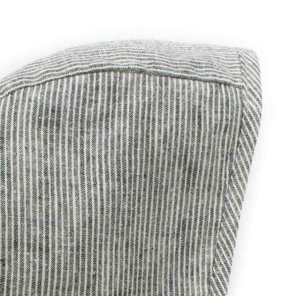 basics bonnet Natural Stripe img2