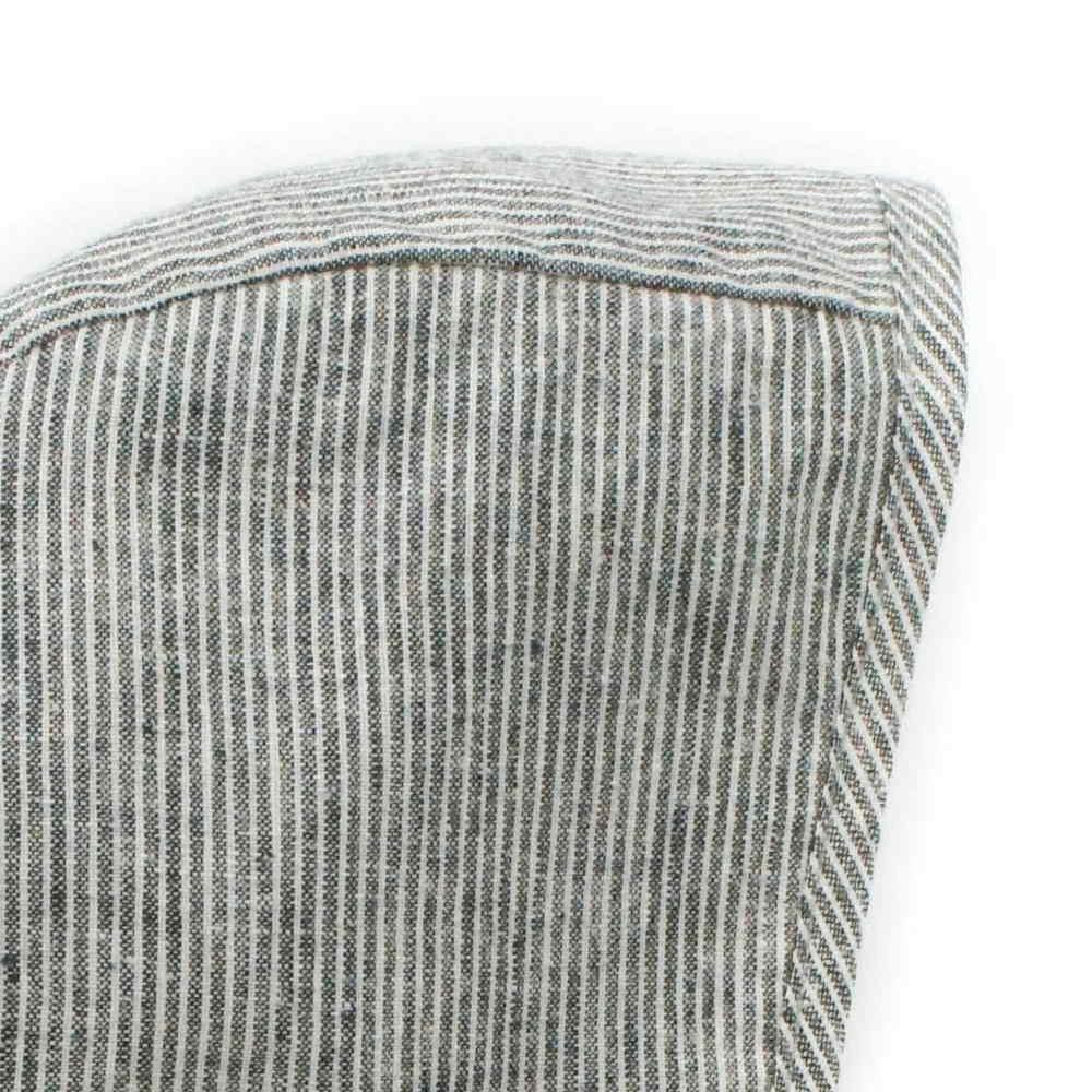 Basics bonnet Natural Stripe img2