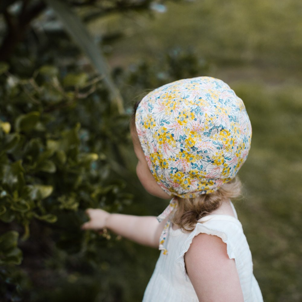 Spring bonnet Goldie img3
