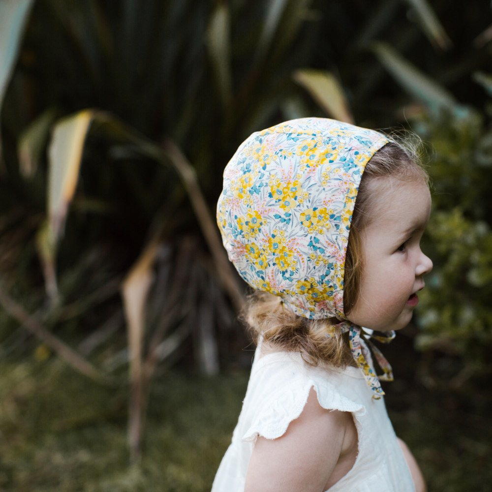 Spring bonnet Goldie img4