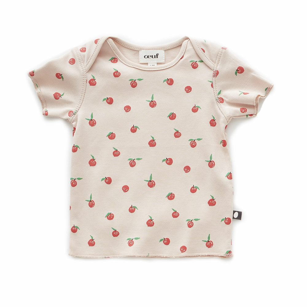 【SALE 30%OFF】Baby SS Tee Pink/Peaches img