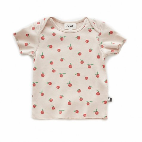 【SALE 30%OFF】Baby SS Tee Pink/Peaches