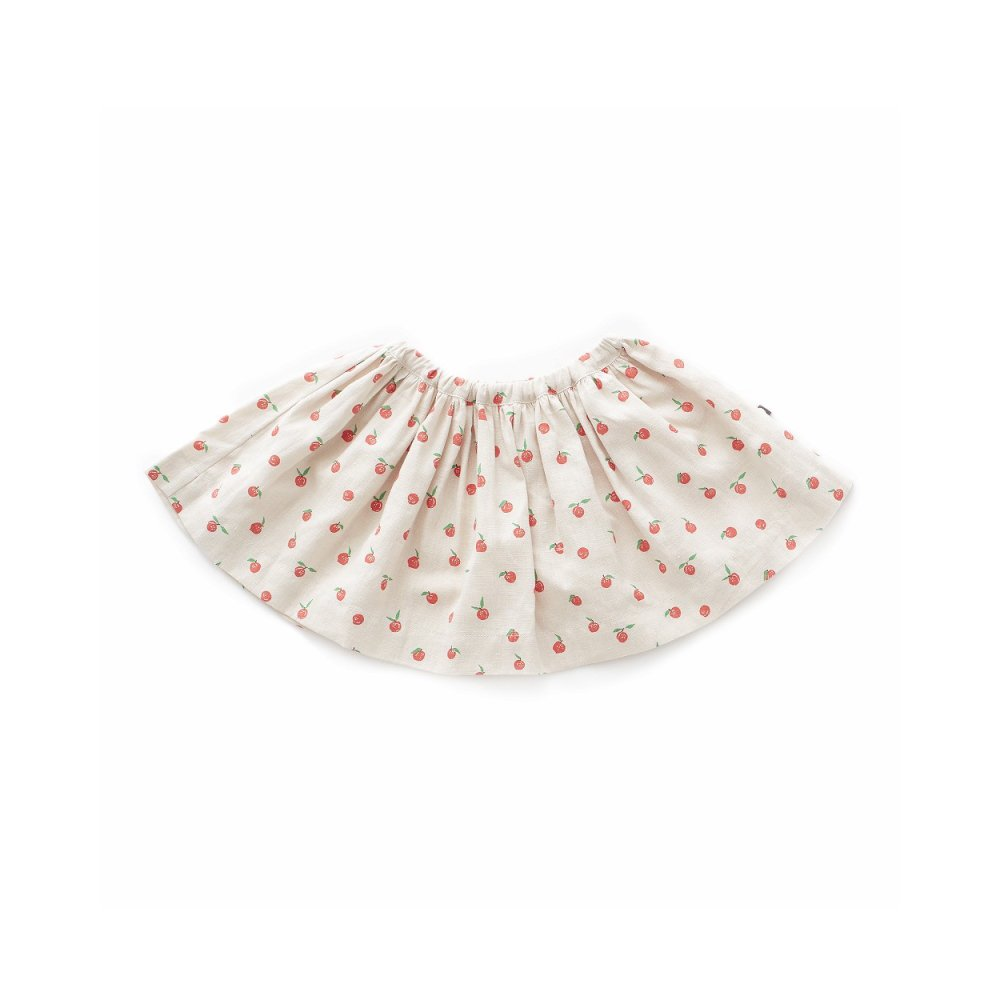 【SALE 30%OFF】Skirt Beige/Peaches img