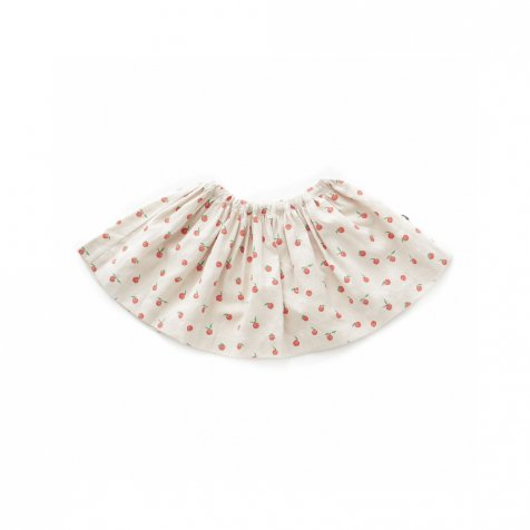 【SALE 30%OFF】Skirt Beige/Peaches