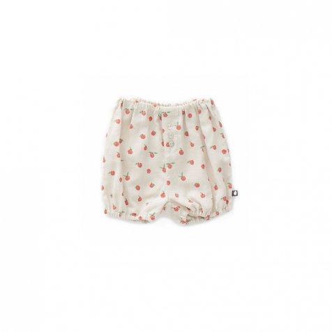 【SUMMER SALE 50%OFF】Linen Bloomers Beige/Peaches